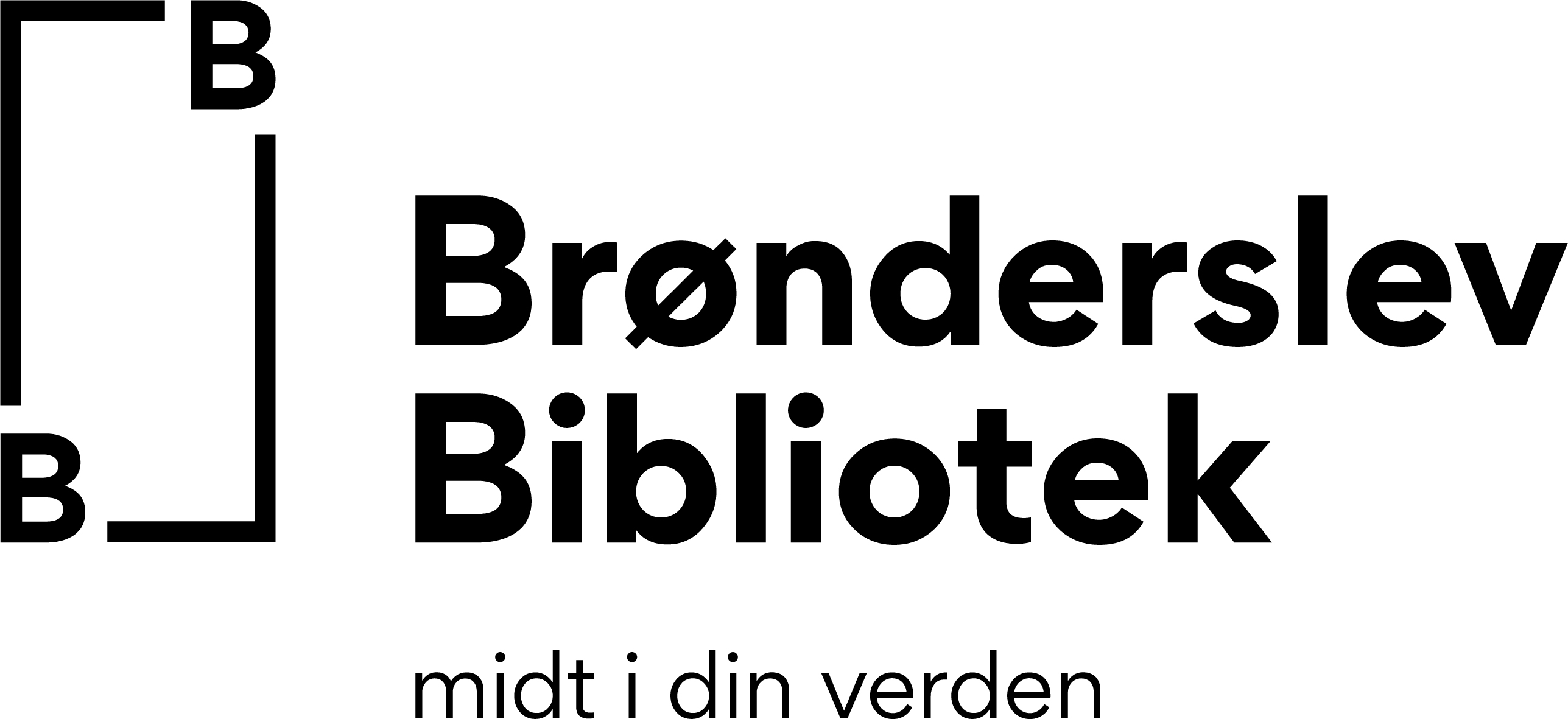 Brønderslev Bibliotek LOGO